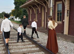 wilton orphan depot