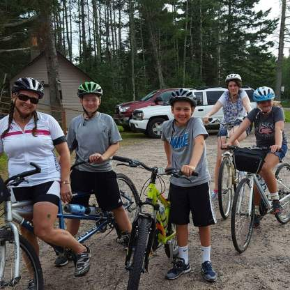 moose lake ride