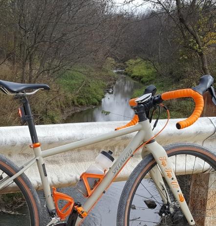 gravel creek